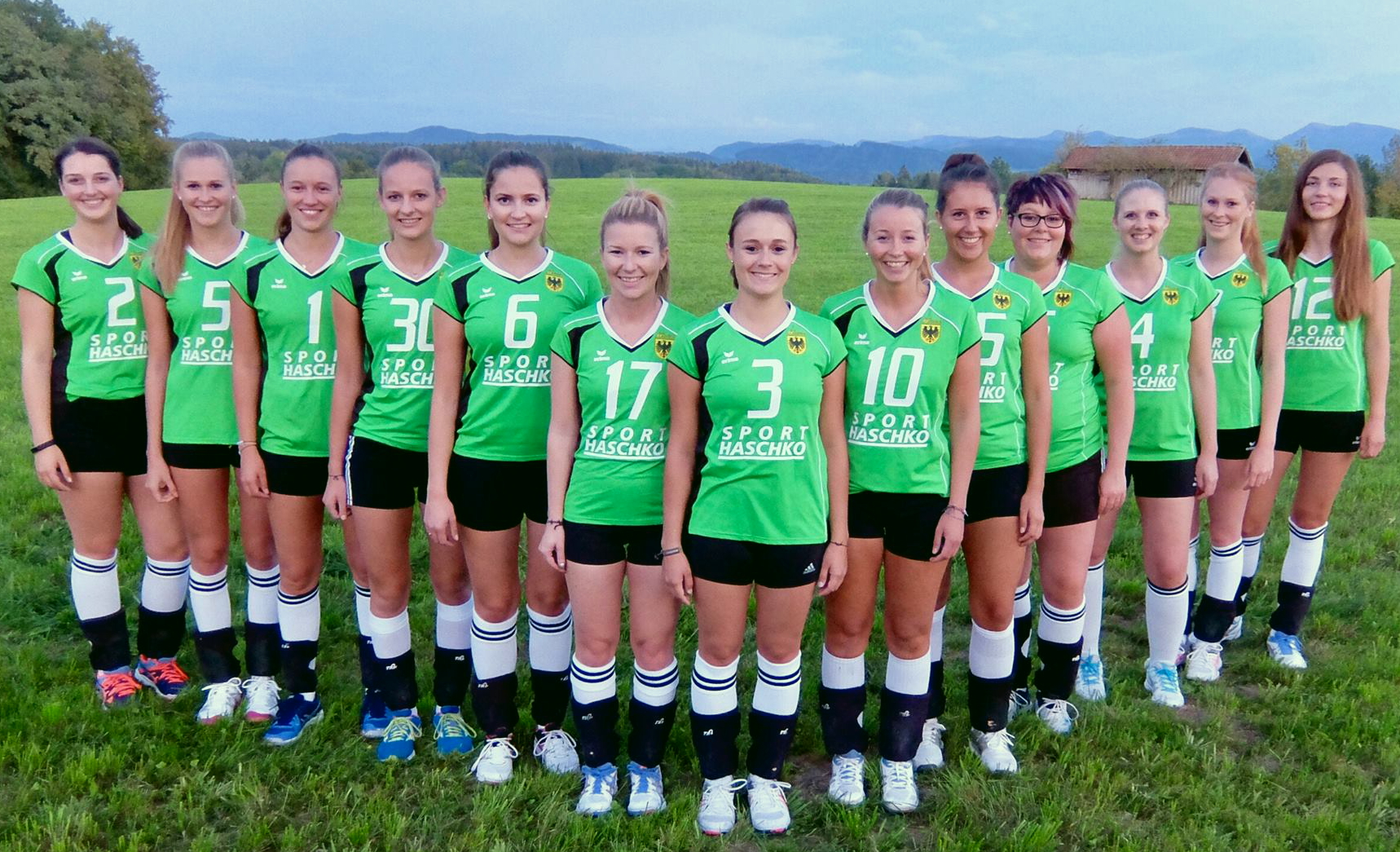 Sportverein Eglofs e.V.   Volleyball
